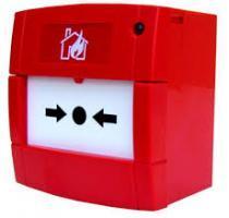Gaisro signalizacijos mygtukai