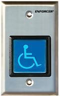 Atidarymo mygtukas neįgaliesiems SD-7202BG-HC