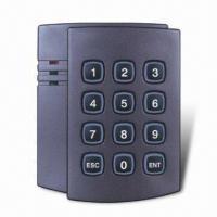 Atstuminių kortelių skaitytuvas su klaviatūra K101FE