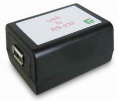 Keitiklis iš USB į RS232 FS-101-232