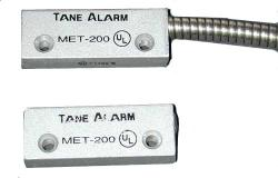 Magnetinis kontaktas metalinėms durims MET-200AR