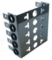 Penkių Krone modulių laikiklis MF-2850-50