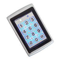 Durų valdymo klaviatūra su skaitytuvu EA261