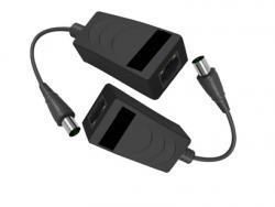Pasyvinis Ethernet perdavimas per koaksialinį kabelį TCP01
