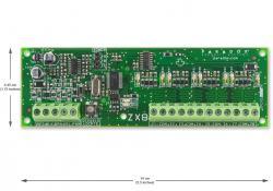 8 spindulių išplėtimo modulis ZX8